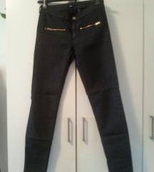 Crne H&M hlače