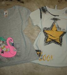 c/&A i majica 122-128 20kn