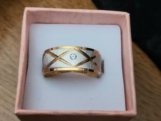Prsten čelik.novo