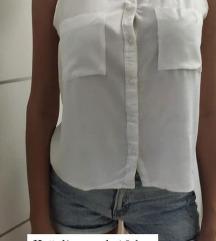 bijela košulja ljetna