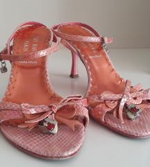 Sandale roze 37