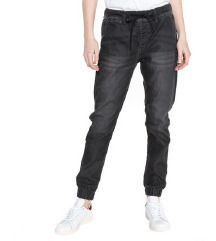 PEPE JEANS crne traperice / relaxed