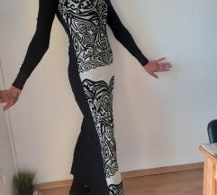 uska, prozirna, tripp n.y.c. haljina