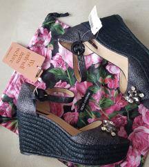 Dolce & Gabbana platforma sandale %NOVE
