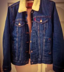 Levis jeans jakna s krznom