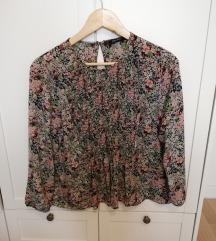 Zara  cvijetna košulja