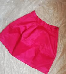 H&M pink suknja / pt uključena