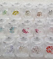 Swarovski kristali komplet