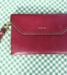 REPLAY pismo-torbica ORIGINAL