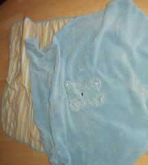 Dekica i prekrivač za bebe