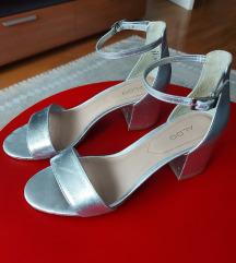 Aldo srebrne sandale