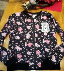 cvijetna tanja jakna vel 158-164