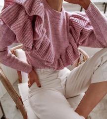 Lila džemper