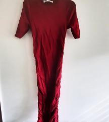 ZARA končana haljina - S