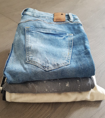 Zara lot jeans