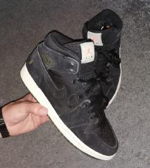 Nike Air Jordan 1 Black tenisce ženske