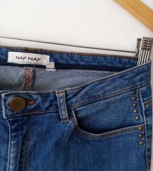 Naf Naf flared traperice