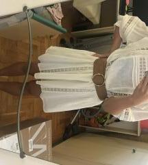 H&M bijela haljinha