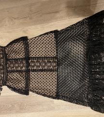 NOVA ČIPKANA haljina like Selfportrait