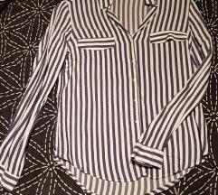 Mango košulja na prugice