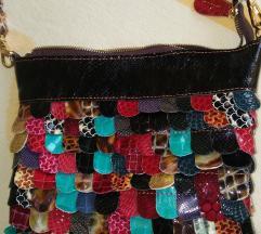 Kožna manja torbica