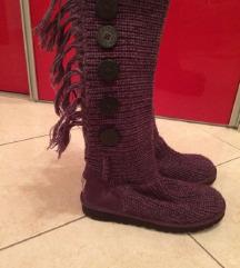 Original UGG pletene ženske čizme br.38