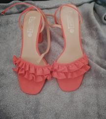 Crvene sandale 41