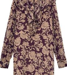 Zara haljina s volanima