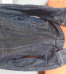 Review jeans jakna vel.m
