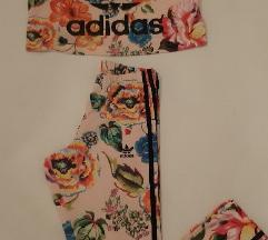 Adidas sportski komplet S/M