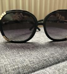 CHLOE crne sunčane naočale