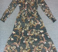 C&A midi haljina, Tisak uključen