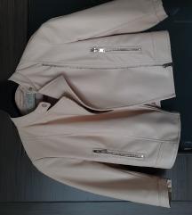 Zara kožna kraća jakna