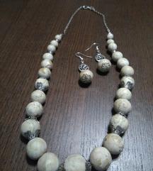 Ogrlica i nausnice