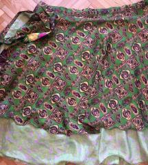 Ornament suknja na vezanje univerzalna velicina