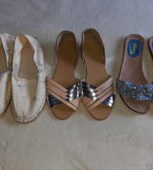 Lot obuće za ljeto Zara, Asos, Vives vel 38