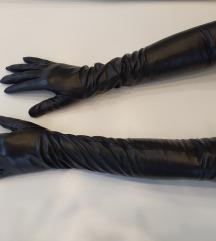 Novo duge kožne rukavice Touch screen