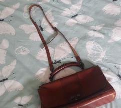 Vintage torbica stara 20 god! prava koža!