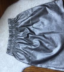 Srebrna suknja 👗