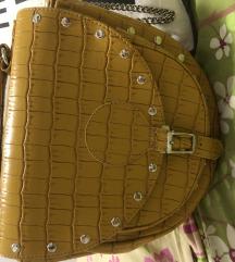 Žuta Luxe Bag torba