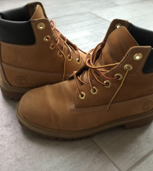 Timberland žute čizme