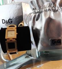NOVO ORIGINAL Dolce & Gabbana D&G Golden sat