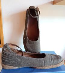 Kožne niske cipele