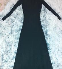 Mango knit midi haljina, Tisak uključen