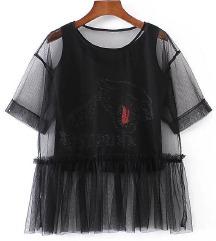 Zara majica s tilom