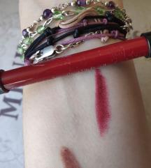 Shiseido smoothing lip pencil RD609