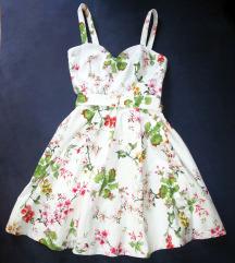 Nova Mojito cvijetna haljina - %