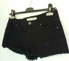 Crne kratke hlače S