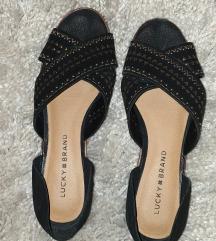 Lucky Brand kožne sandale