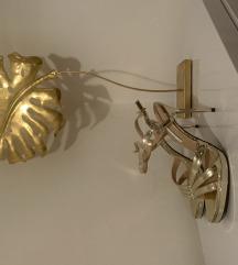 Nove Zara zlatne sandale AKCIJA